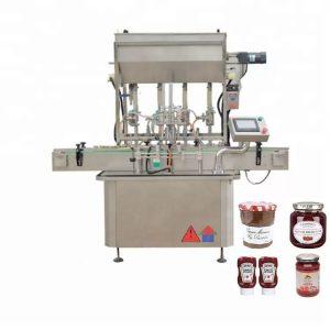 304 स्टेनलेस स्टील मध भरणे मशीन