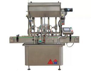 सीई मानक सॉस पेस्ट बाटली भरणे मशीन