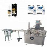 इलेक्ट्रॉनिक सिगरेट तेलाच्या बाटल्यांसाठी इलेक्ट्रिक ड्राईव्हन टाइप आय ड्रॉप फिलिंग मशीन