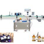 220 व्ही 50/60 हर्ट्ज पूर्णपणे स्वयंचलित गोल बाटली लेबलिंग मशीन