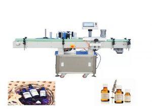 पूर्णपणे स्वयंचलित गोल बाटली लेबलिंग मशीन