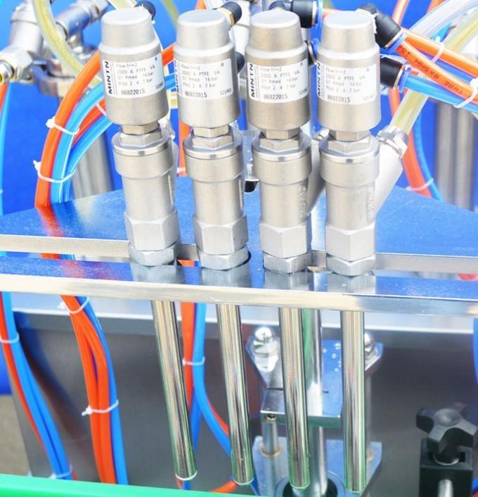 ग्लास बाटली स्वयंचलित लिक्विड फिलिंग मशीन