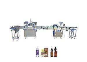 उच्च घनता सिगारेट तेल बाटली भरणे मशीन