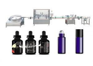 वैद्यकीय अत्यावश्यक तेल भरणे मशीन