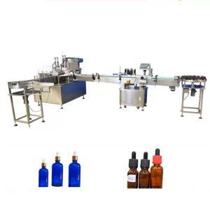 पीएलसी नियंत्रण तेल आवश्यक बाटली भरणे मशीन
