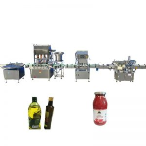 पीएलसी नियंत्रण तेल आवश्यक तेल भरणे