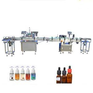 ड्रॉपर ग्लास बाटल्यांसाठी परफ्यूम फिलिंग मशीन